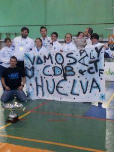 CD Bádminton Huelva, bicampeones de Andalucía.