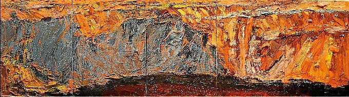 Obra Corta Atalaya, de Romero Santana.