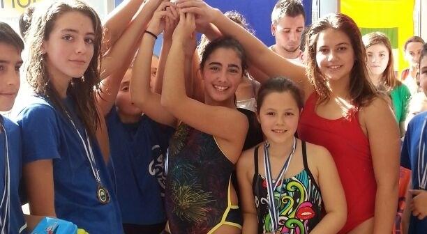 Trofeo San Sebastián de natación.