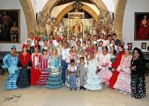 MAYORDOMOS ROMERIA 2013