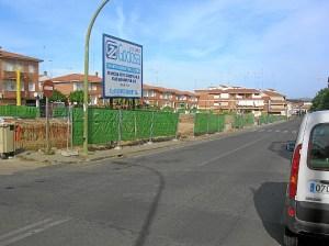 Obras parking