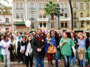 Protesta hospital Blanca Paloma Huelva-234f