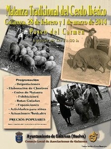 matanza 2014 cartel definitivo