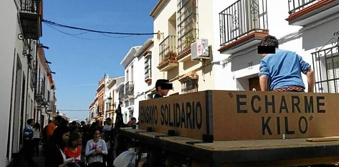 Ensayo solidario Villalba del Alcor