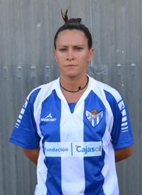 Esperanza Carrasco, jugadora del Fundación Cajasol San Juan.