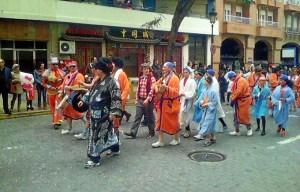 Cabalgata Carnaval Huelva 2014-01