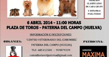 I Concurso Canino