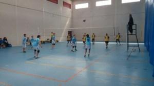 Torneo Puerta del Andévalo de voleibol.