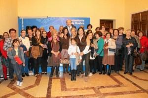 Visita colectivos Ayuntamiento (3)