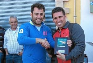 Manuel Orta Moreno, campeón en la modalidad de Verdones