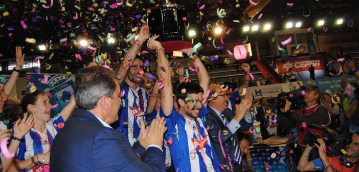 Recreativo IES La Orden, campeón de España de bádminton.