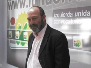 Pedro Jimenez, portavozIUAyuntamientoHuelva (Copiar)