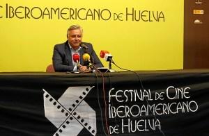 Pedro Castillo Arteta, director del festival de cine de Huelva