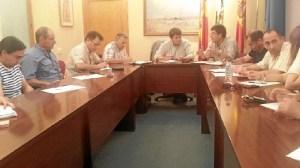Encuentro IU Cuenca Minera 19 junio 2014