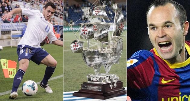 El FC Barcelona estará en el 50 Trofeo Colombino.