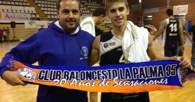 Fran Cárdenas, jugador palmerino en ACB.
