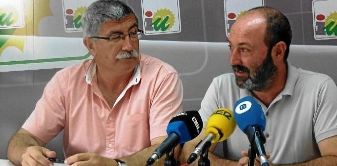 Juan Manuel Arazola y Pedro Jimenez