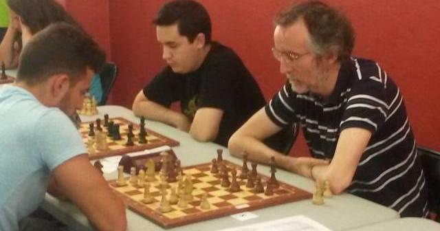 Torneo de ajedrez en Ayamonte.