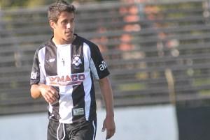 Javier Cabrera, nuevo fichaje del Recreativo de Huelva.