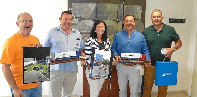 Premios Diputación Huelva