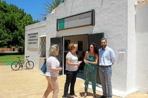 visita consultorio Isla Canela