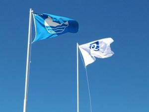 Bandera Azul y 'Q de calidad'