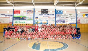 Club Baloncesto La Palma 95.