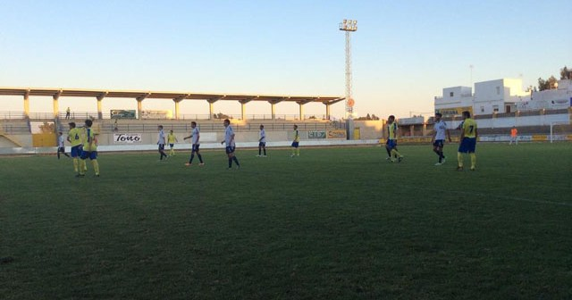 Partido amistoso Coria-Recreativo de Huelva.