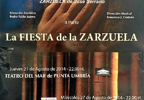 Cultura Zarzuela La Dolorosa