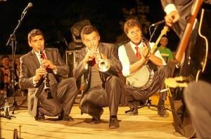 Potato Head Jazz Band in concert