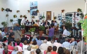 Exposición del 125 aniversario del Recreativo de Huelva en Rociana.