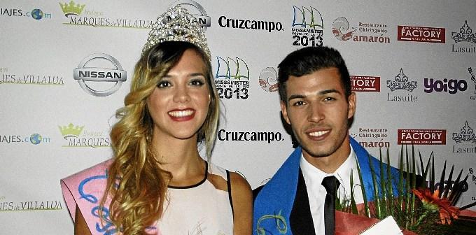 Zorayma Cazorla y Manuel  Contioso_missymister2013