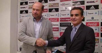 Pablo Comas y Rafael Herrador.