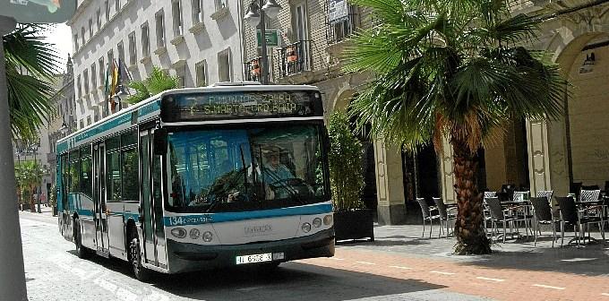 Emtusa autobuses