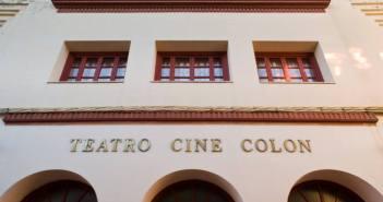 Teatro Colón de Bonares.