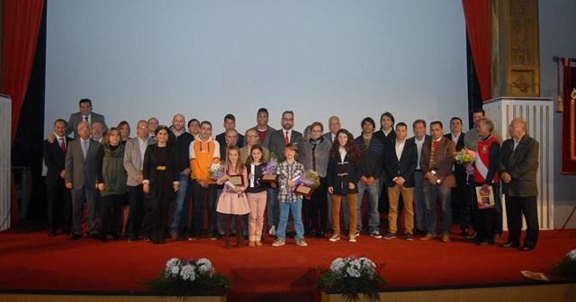 Gala del Deporte en Ayamonte.