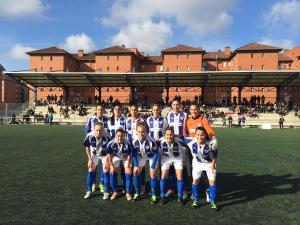 Once del Fundación Cajasol Sporting en Oviedo.
