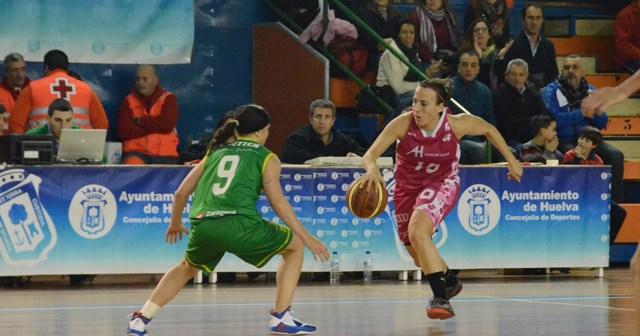 María Asurmendi, jugadora del CB Conquero.