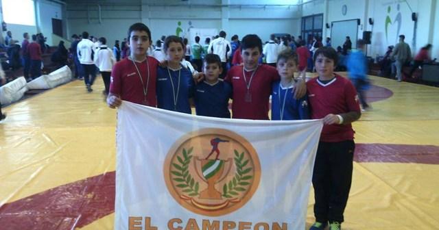 Club Lucha Libre El Campeón de Cartaya.