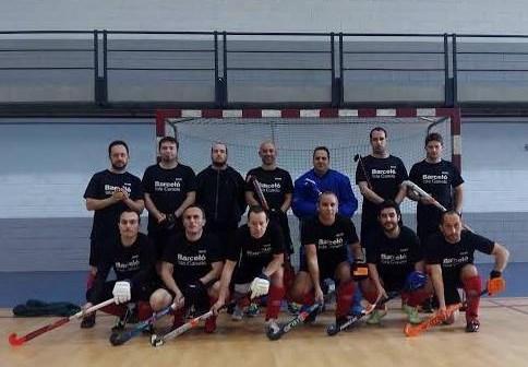 El Club Hockey Sala Ayamonte.