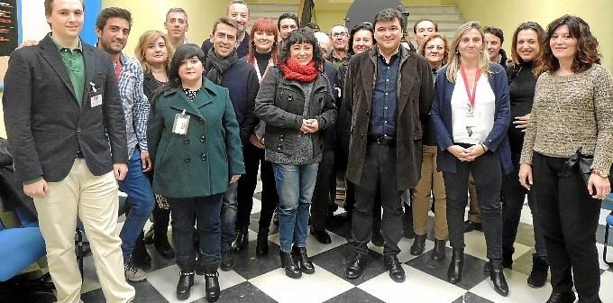 2.2.15 Candidatura PSOE a las municipales 2015