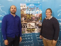 Presentación de la I Feria del Deporte en Valverde del Camino.