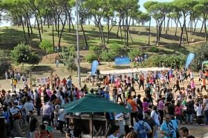 Jornada Parque Moret
