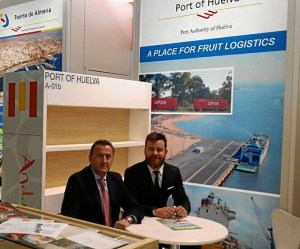 Puerto de Huelva Fruit Logistica  15
