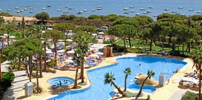 Hotel Playa Cartaya.