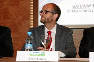 Director del Puerto de Huelva Pedro Garcia Med Ports 15
