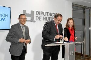 Foto convenio Santander 1