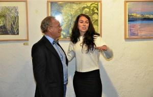 Marta navarro, concejala de cultura