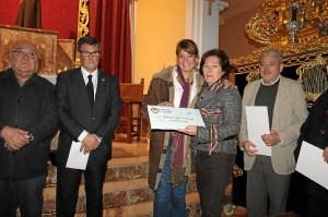 calvario entrega recaudacion en Huelva-23