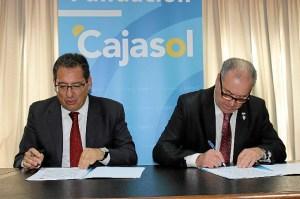 convenio cajasol-consejo hermandades de Huelva-9970